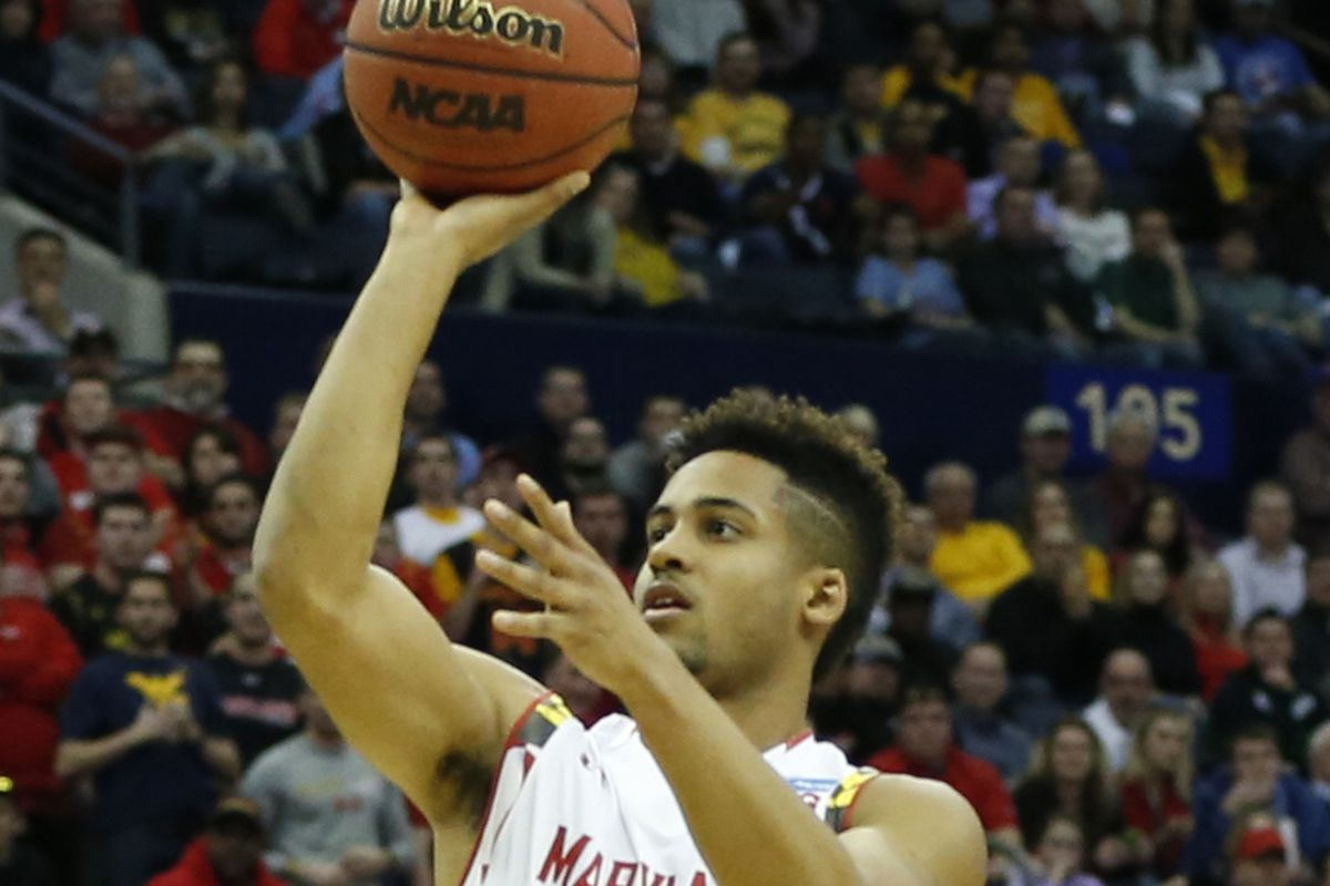 Melo Trimble in last year's NCAA Tournament
