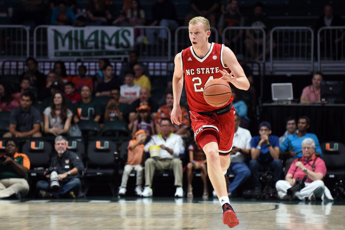 NCAA Basketball: North Carolina State at Miami