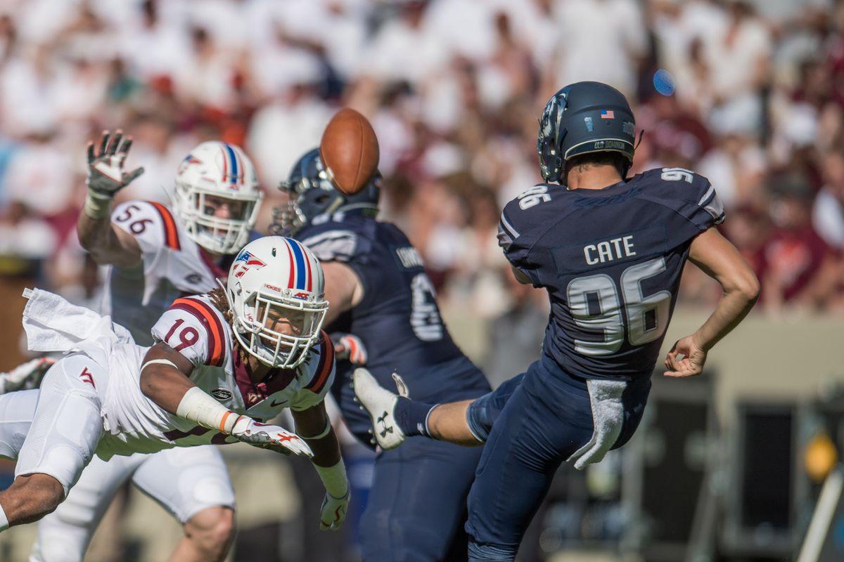 NCAA Football: Old Dominion at Virginia Tech