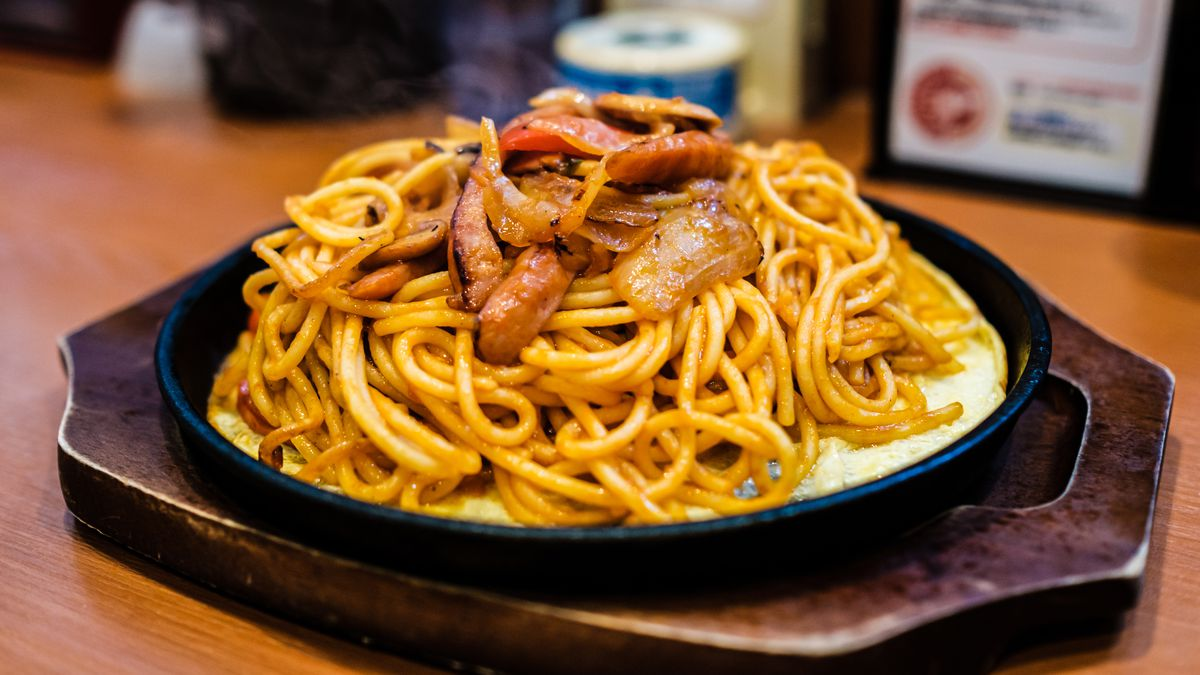 From Napolitan Spaghetti To Tarako Japan S Best Pasta Dishes Eater