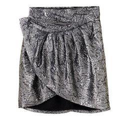 Jacquard-weave Skirt, $79.95