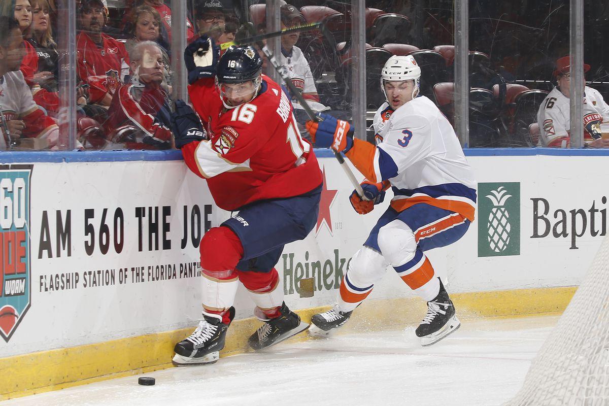NHL: DEC 12 Islanders at Panthers