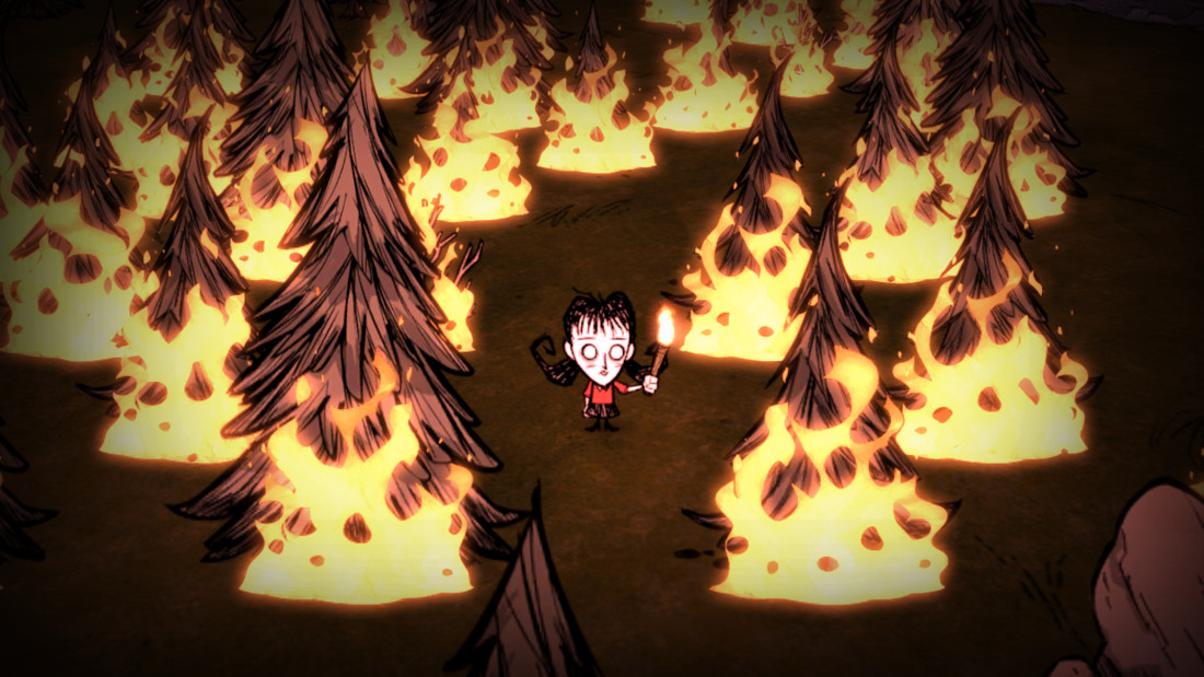 Don't Starve Fire