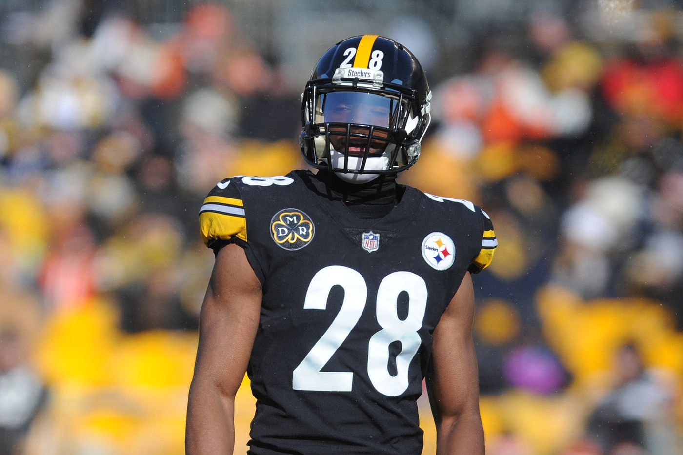 best cheap 52f0b 9e278 Sean Davis joins Joe Haden with a new number for the 2018 ...