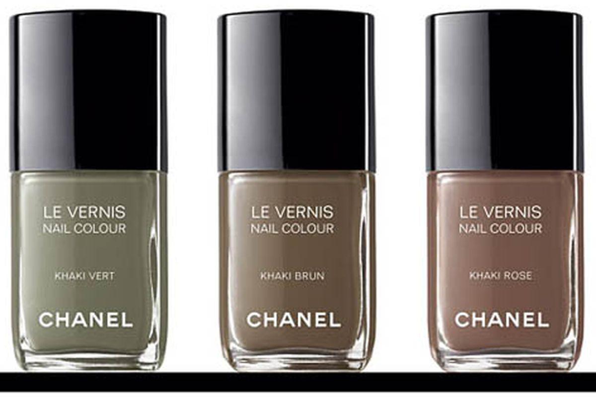 Chanel\'s Khaki Nails; Steven Alan Alum\'s New Line; So Coco - Racked NY