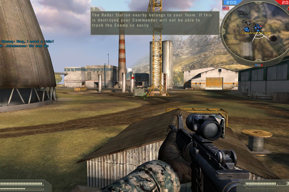 EA working to keep three older Battlefield titles up after GameSpy