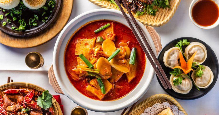 Mama Chang Signature Dishes