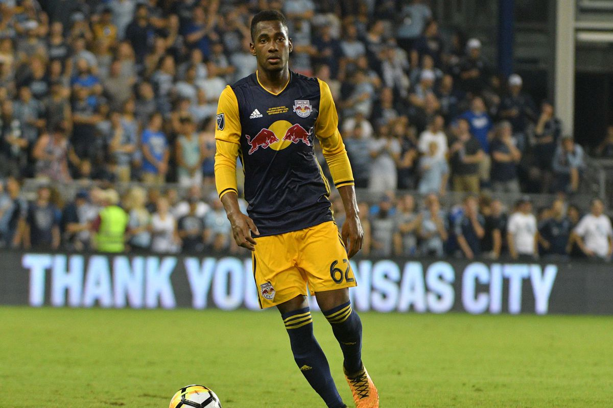 MLS: U.S. Open Cup Final-New York Red Bulls at Sporting KC