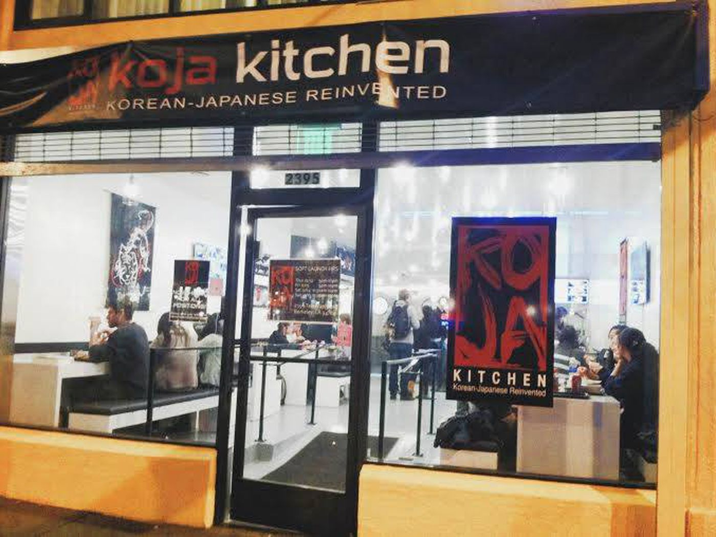 KoJa Kitchen, Asian Fusion in Berkeley - Eater SF