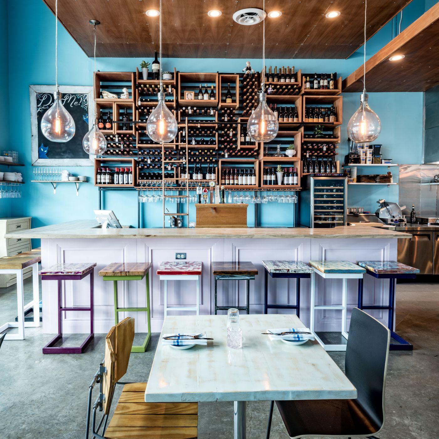 Peek Inside Aviary Wine & Kitchen\'s Reborn South Austin Wine ...