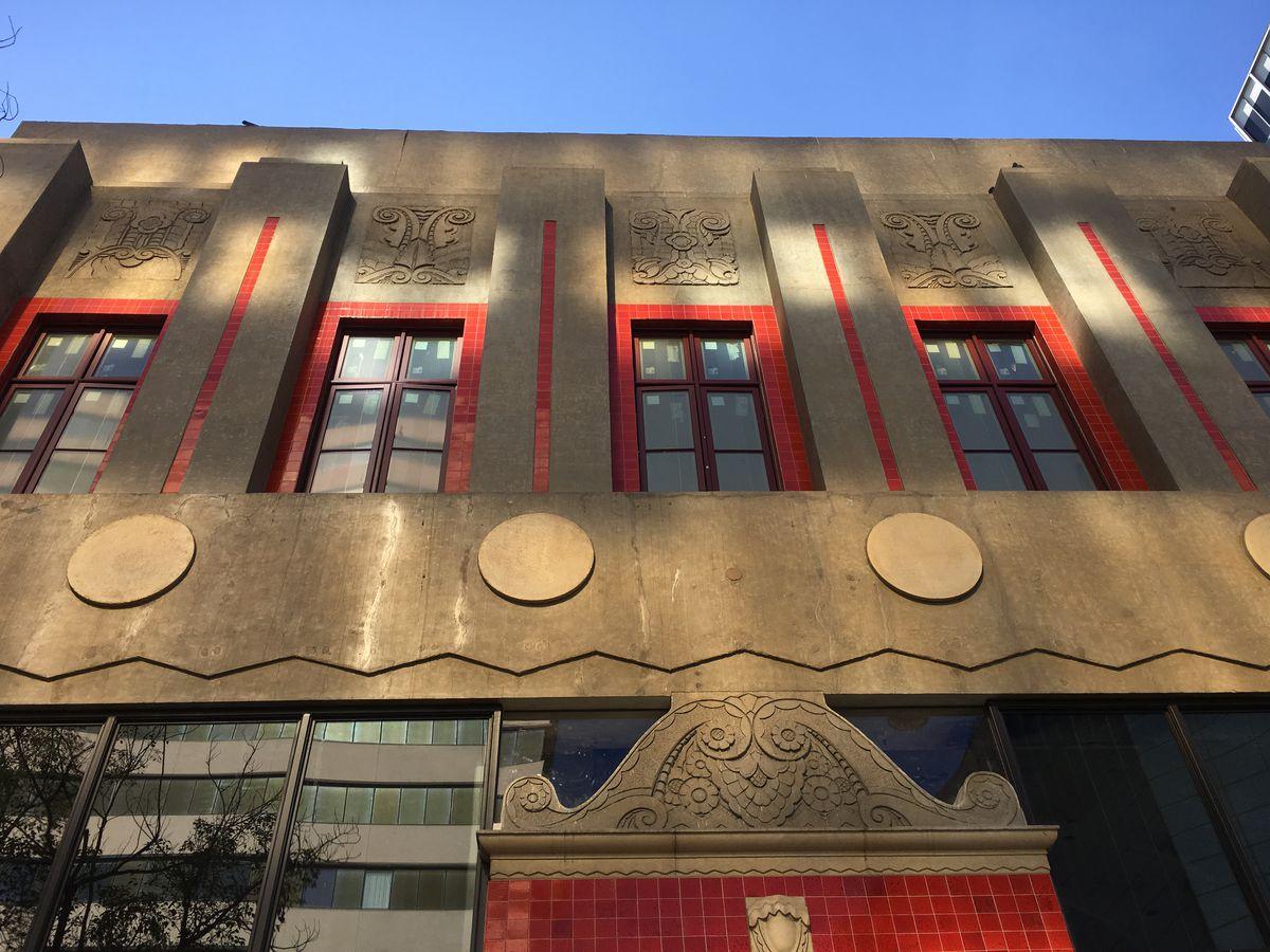 Willard H. George building exterior