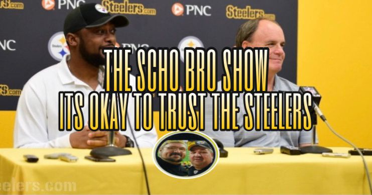 Podcast: It's okay to trust the Steelers