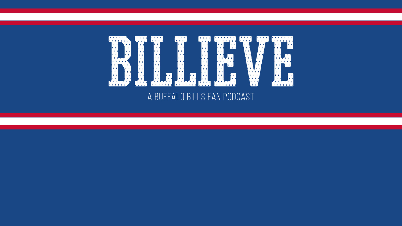 Billieve Podcast: Lorenzo Alexander, stadium talk, coaching hires