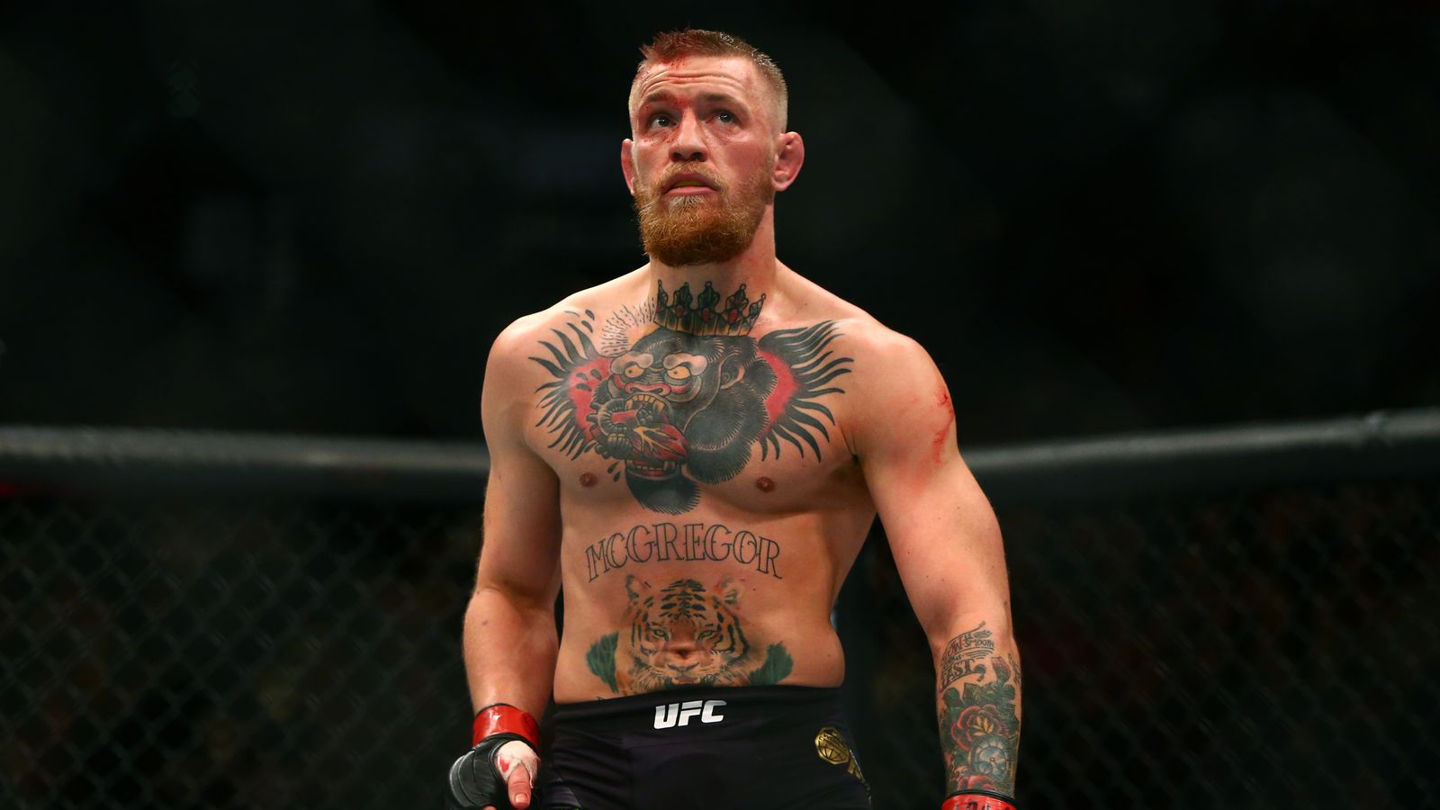 Conor McGregor ready to fight again calls out UFC After losing to Floyd Mayweather in the boxing ring UFC champ anxious to get back in the octagon