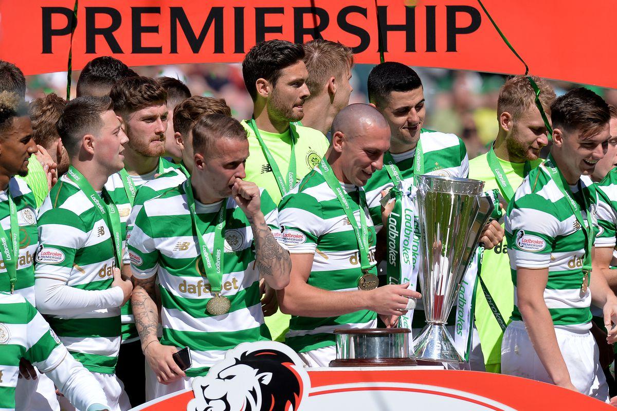 Celtic v Aberdeen - Scottish Premier League