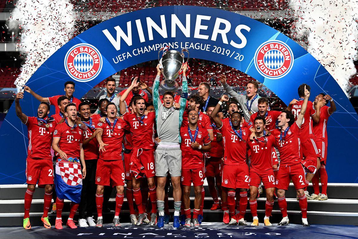 Paris Saint Germain vs Bayern Munich: UEFA Champions League final