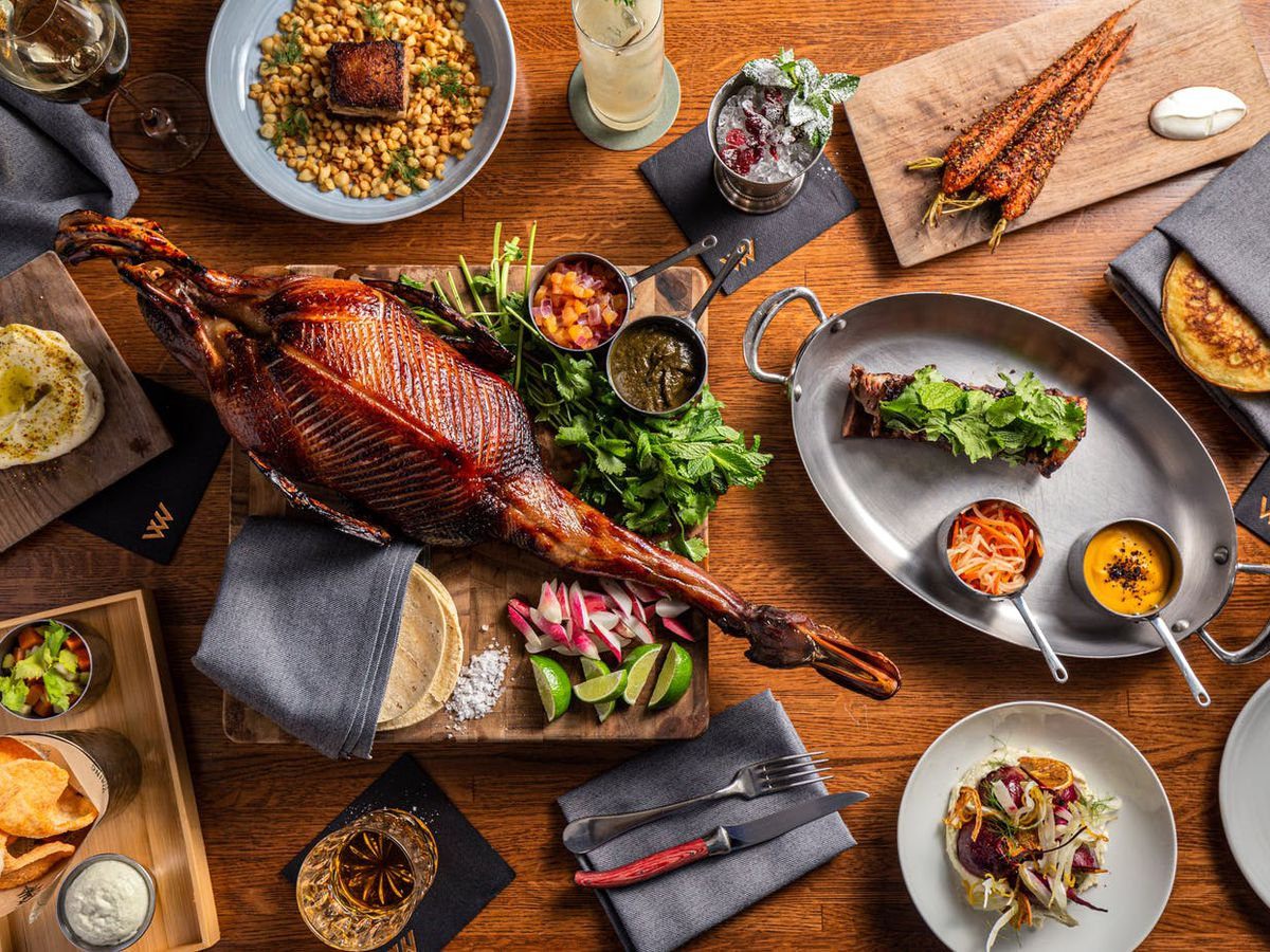 Chinese Restaurants Open Christmas Day 2020 Where to Dine on Christmas Eve and Day in Chicago   Eater Chicago
