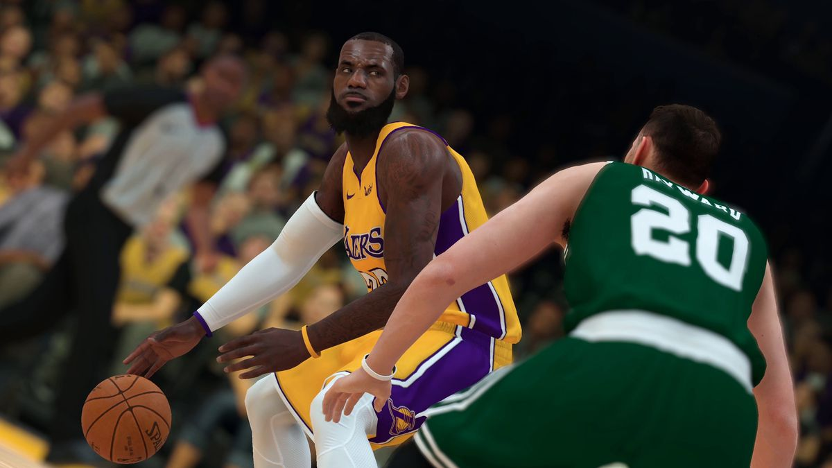 NBA 2K19 review: A thoughtful Way Back story helps the
