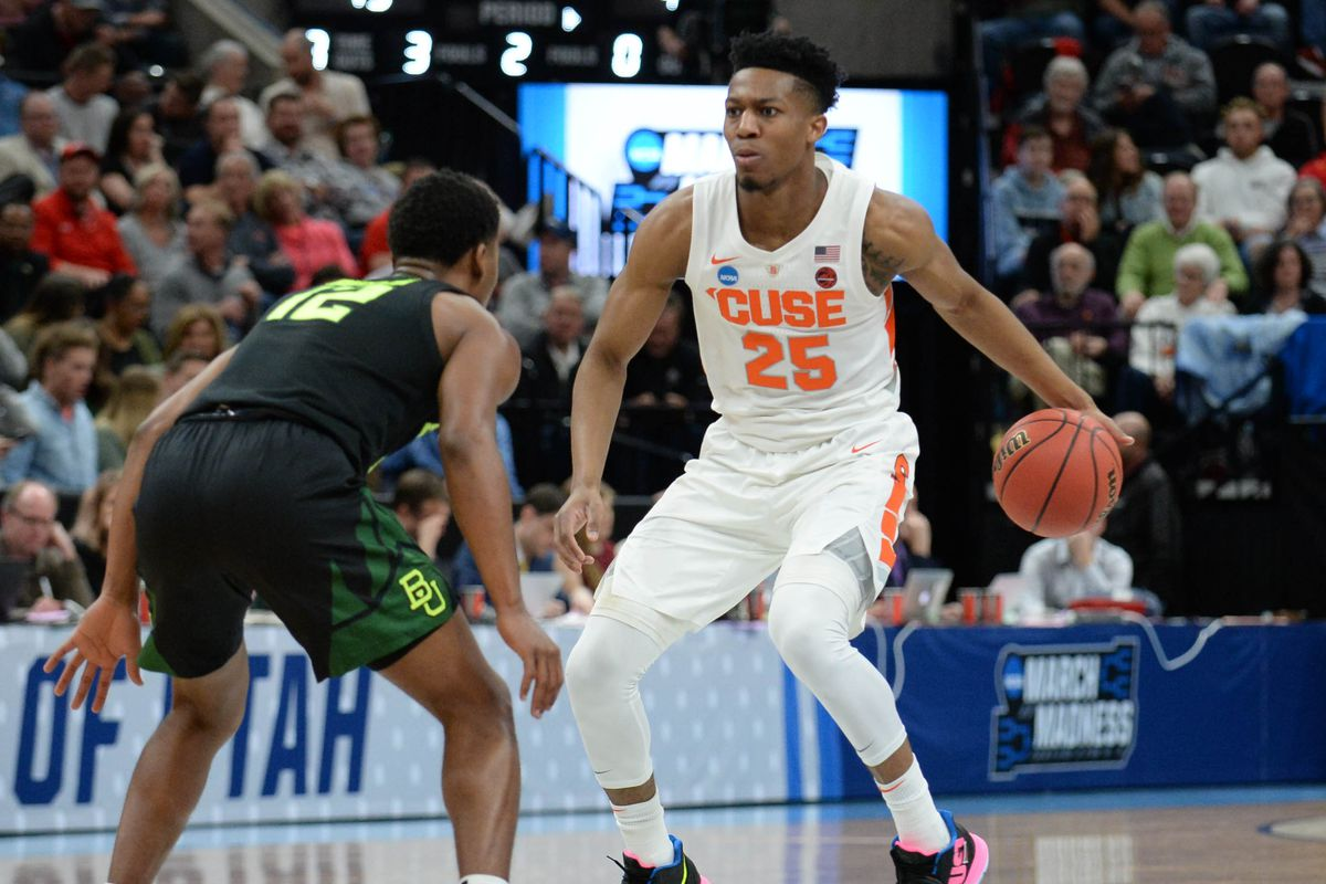 Syracuse S Tyus Battle Signs As Free Agent With Minnesota