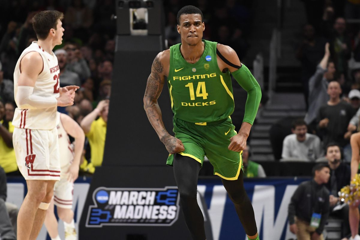Second Round Thread: #12 seed Oregon Ducks vs #13 seed UC Irvine Anteaters
