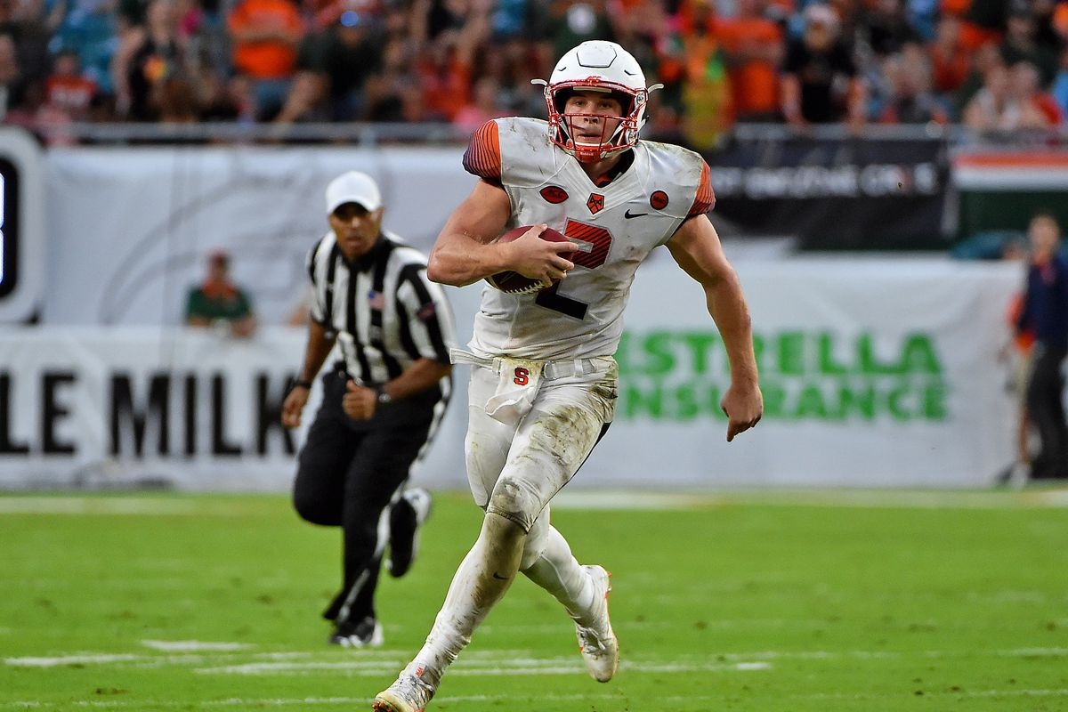 8cd81df0125 Perhaps Syracuse s Eric Dungey should run a little bit less this ...