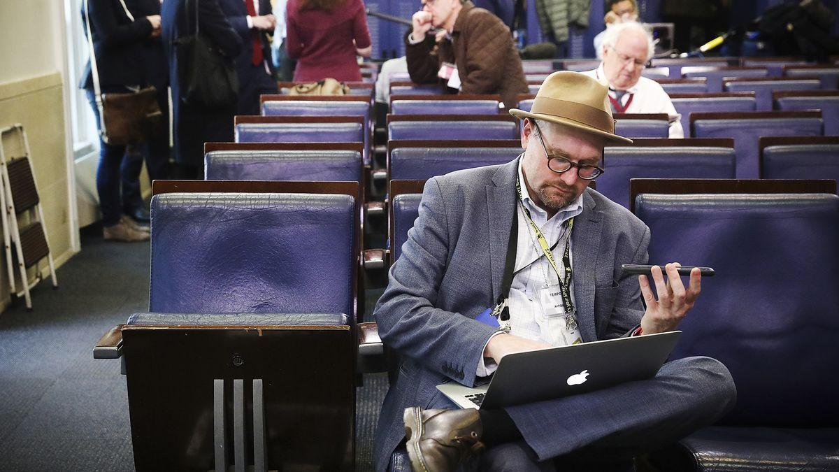 New York Times' Glenn Thrush has a history of bad judgment