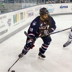 UConn Men's Hockey at New Hampshire Wildcats