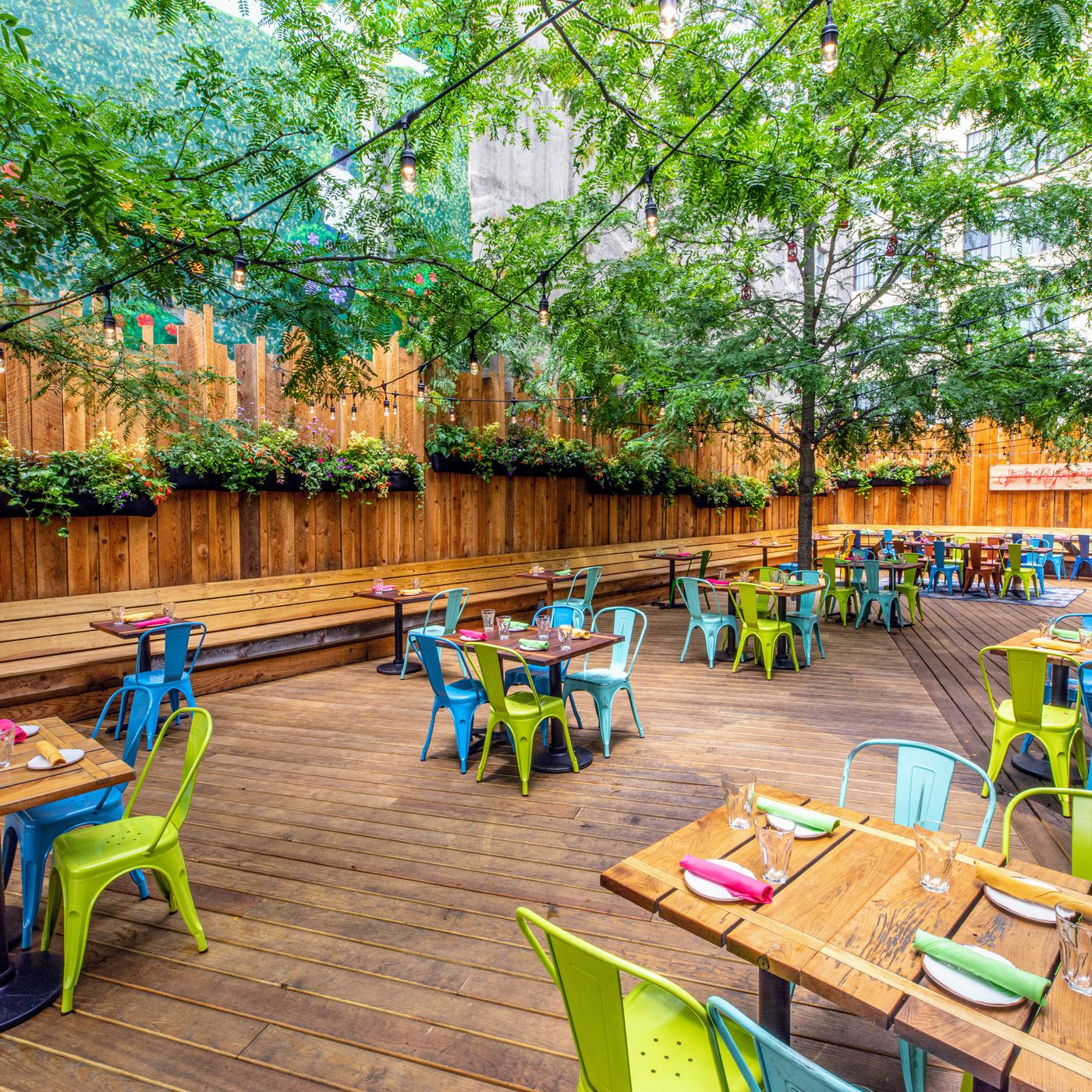 Philly Restaurants With Patios For Outdoor Dining Eater Philly