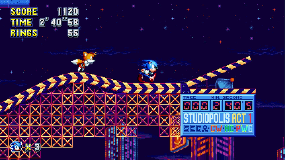 Sonic Mania Review The Return To Form Youve Been Waiting For The