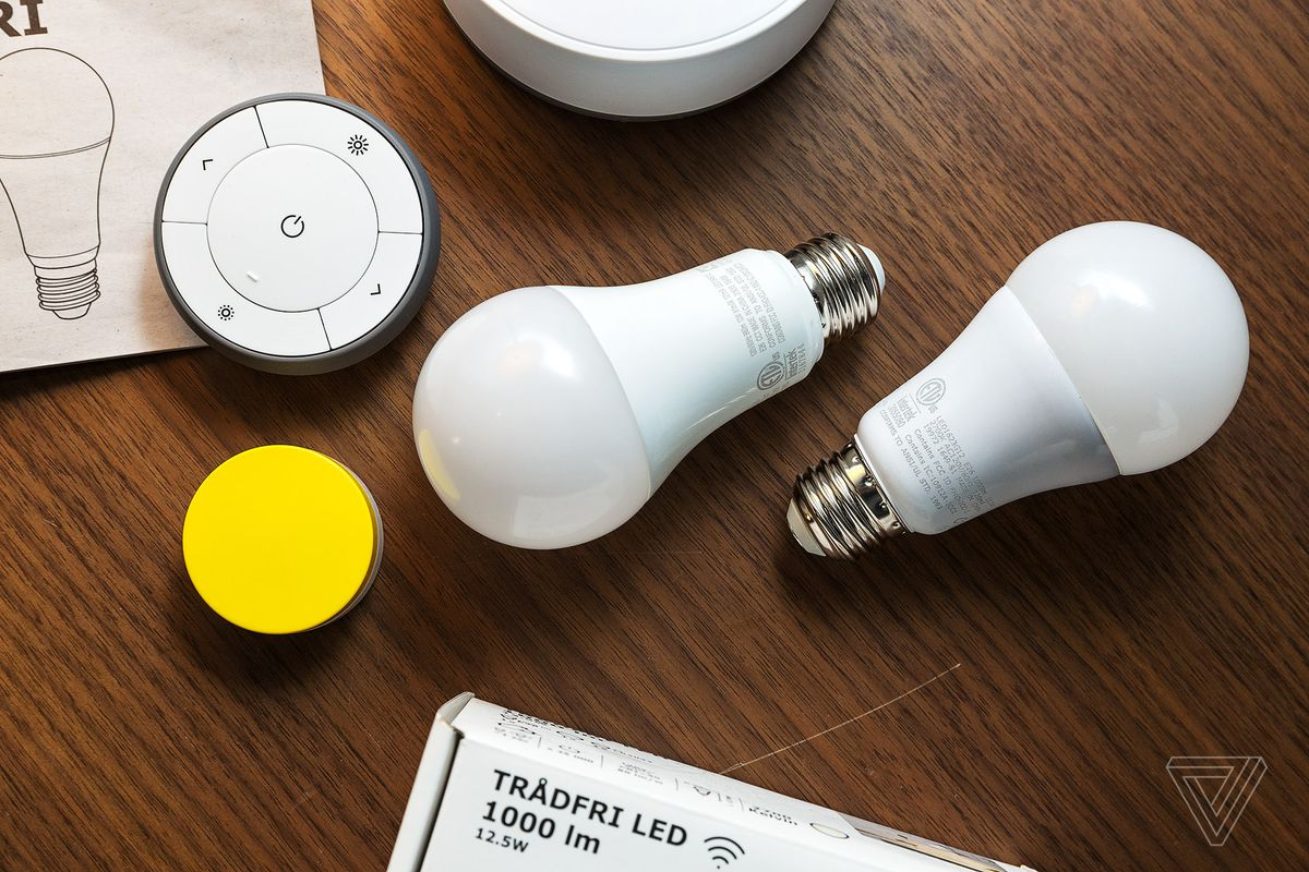 Ikea's Stylish Its Smart Lights As Are Furniture And Breakable sdQrth