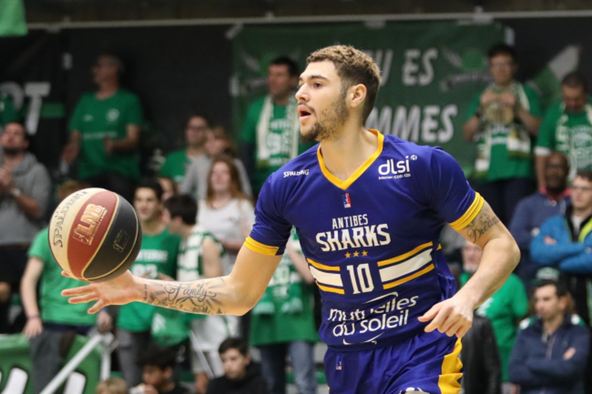 Isaia Cordinier: Hoping for a two-way