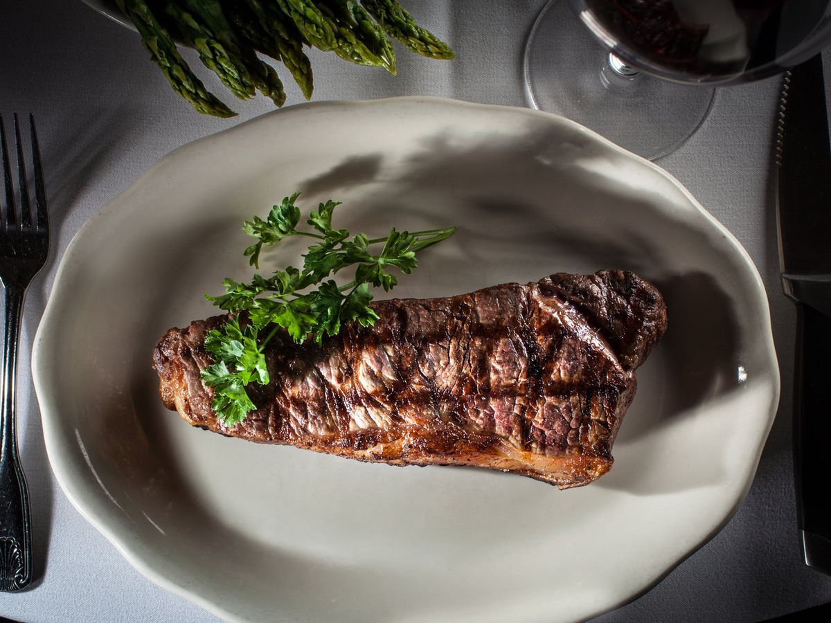 The Best Steakhouses In Las Vegas
