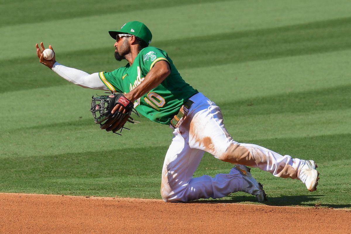 Division Series - Houston Astros v Oakland Athletics - Game Two