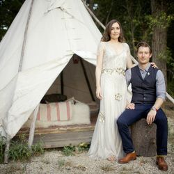 estera events spots unconventional wedding gown trend
