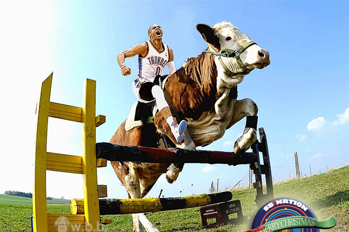 Westbrook Cow