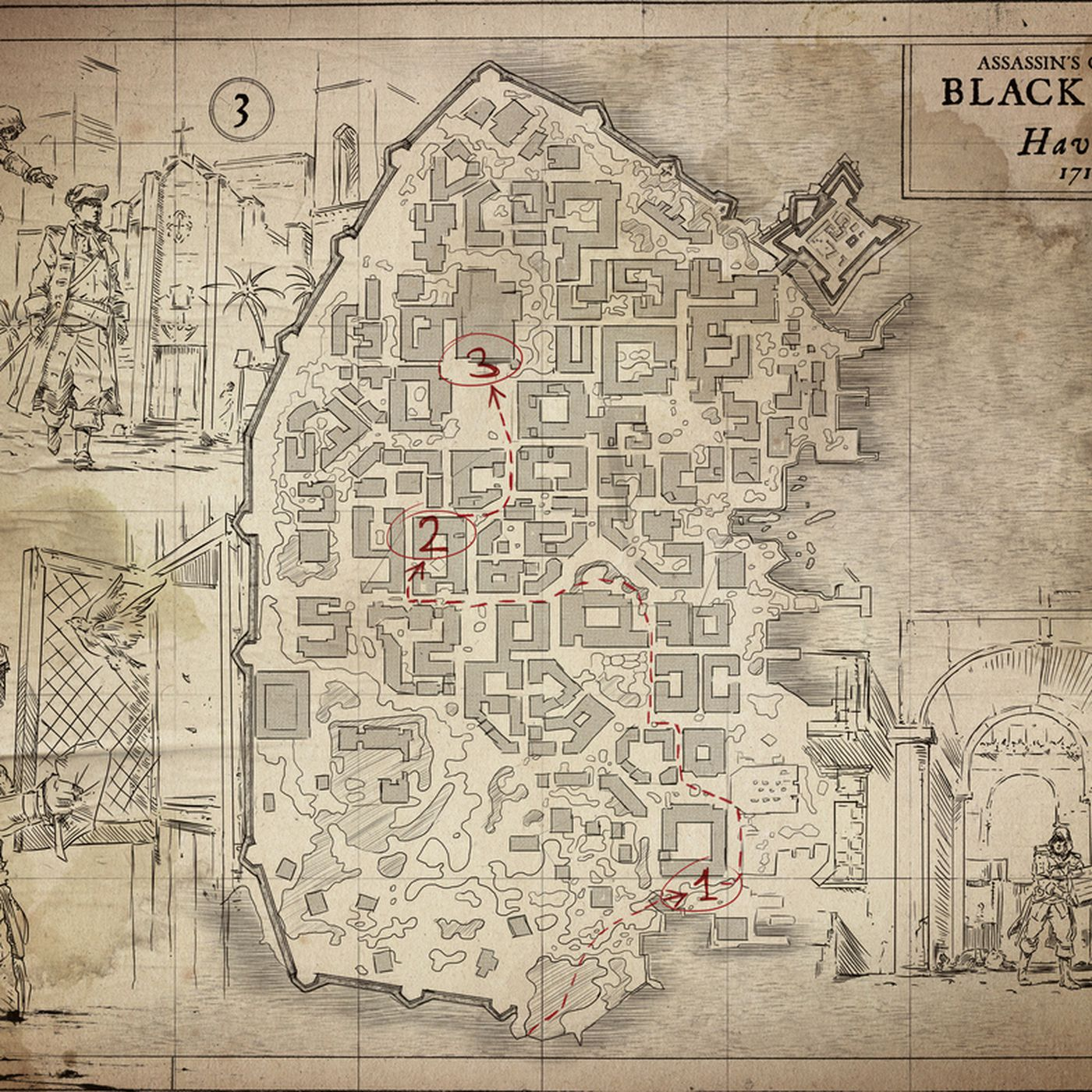 Assassin S Creed 4 Black Flag Companion App Enables Portable