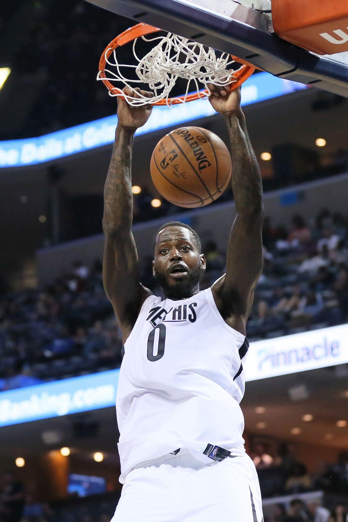 NBA: Chicago Bulls at Memphis Grizzlies