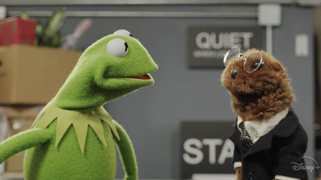 kermit and joe from legal