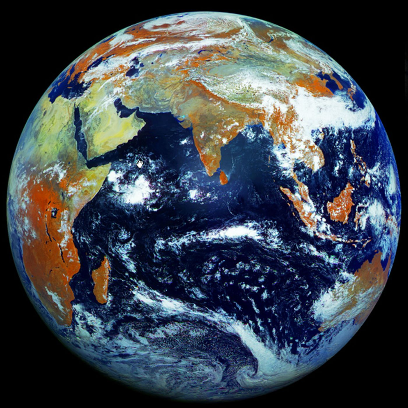 Russian Satellite S 121 Megapixel Image Of Earth Is Most