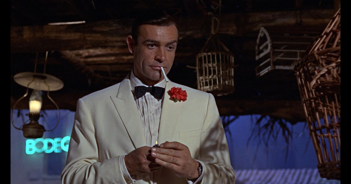 YouTube and Peacock are now streaming 22 James Bond films for free