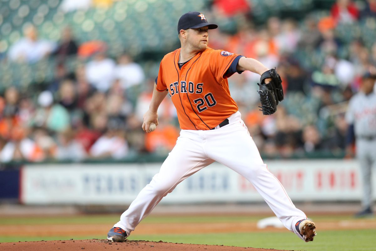 Bud Norris provided the Astros with a solid pitching performance after a tough 14-inning loss