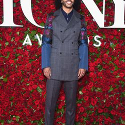 Daveed Diggs in Comme des Garcons