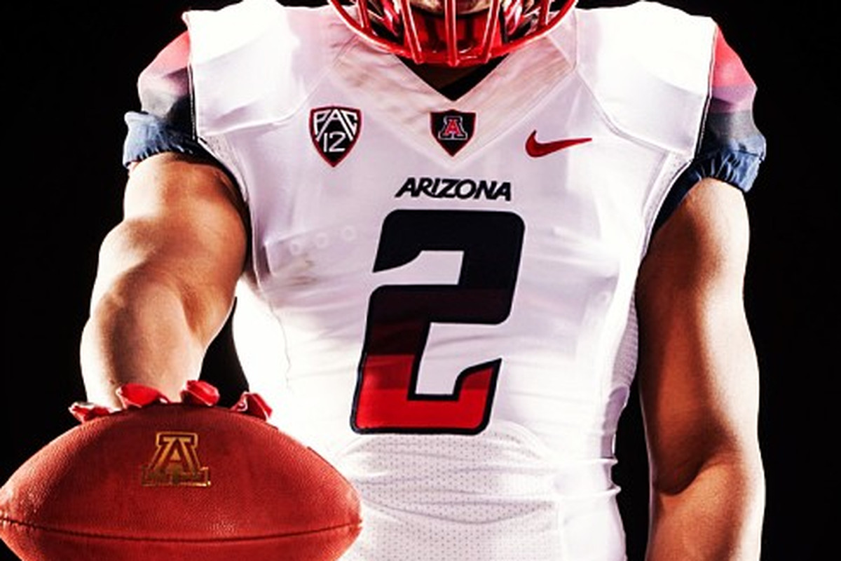huge selection of 828df 47d5a Arizona football uniforms: Wildcats release 2013 jerseys ...