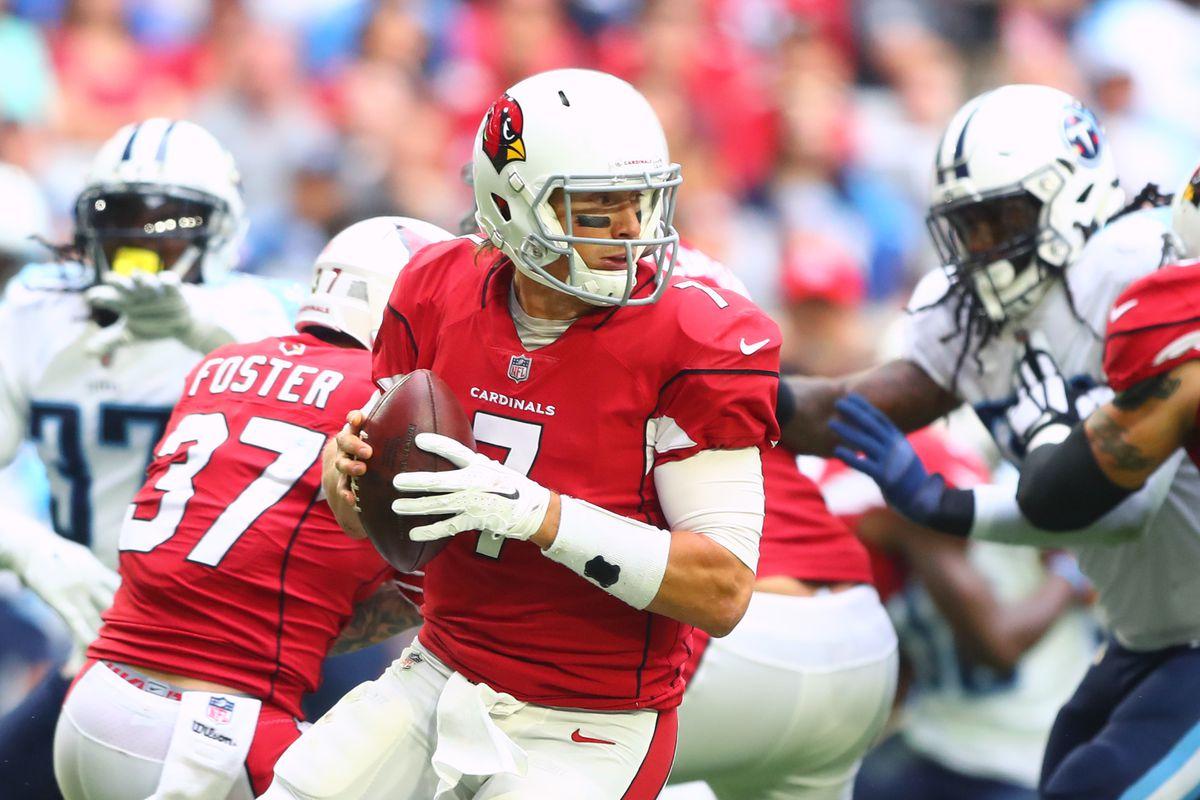 NFL: Tennessee Titans at Arizona Cardinals