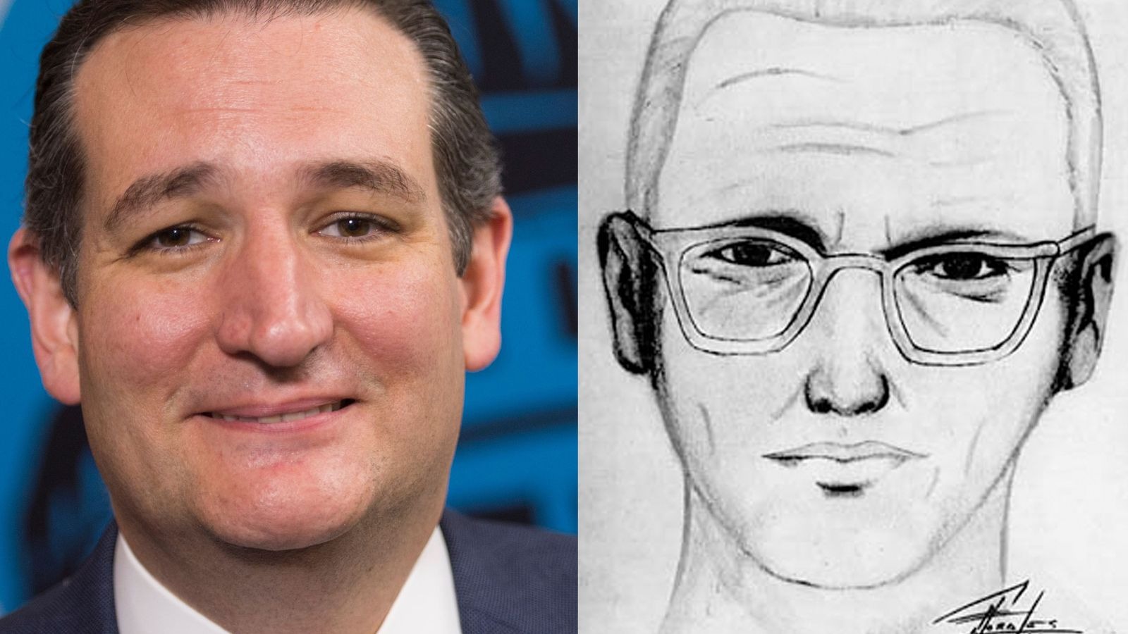 Who Called Ted Cruz The Zodiac Killer Why And Is He