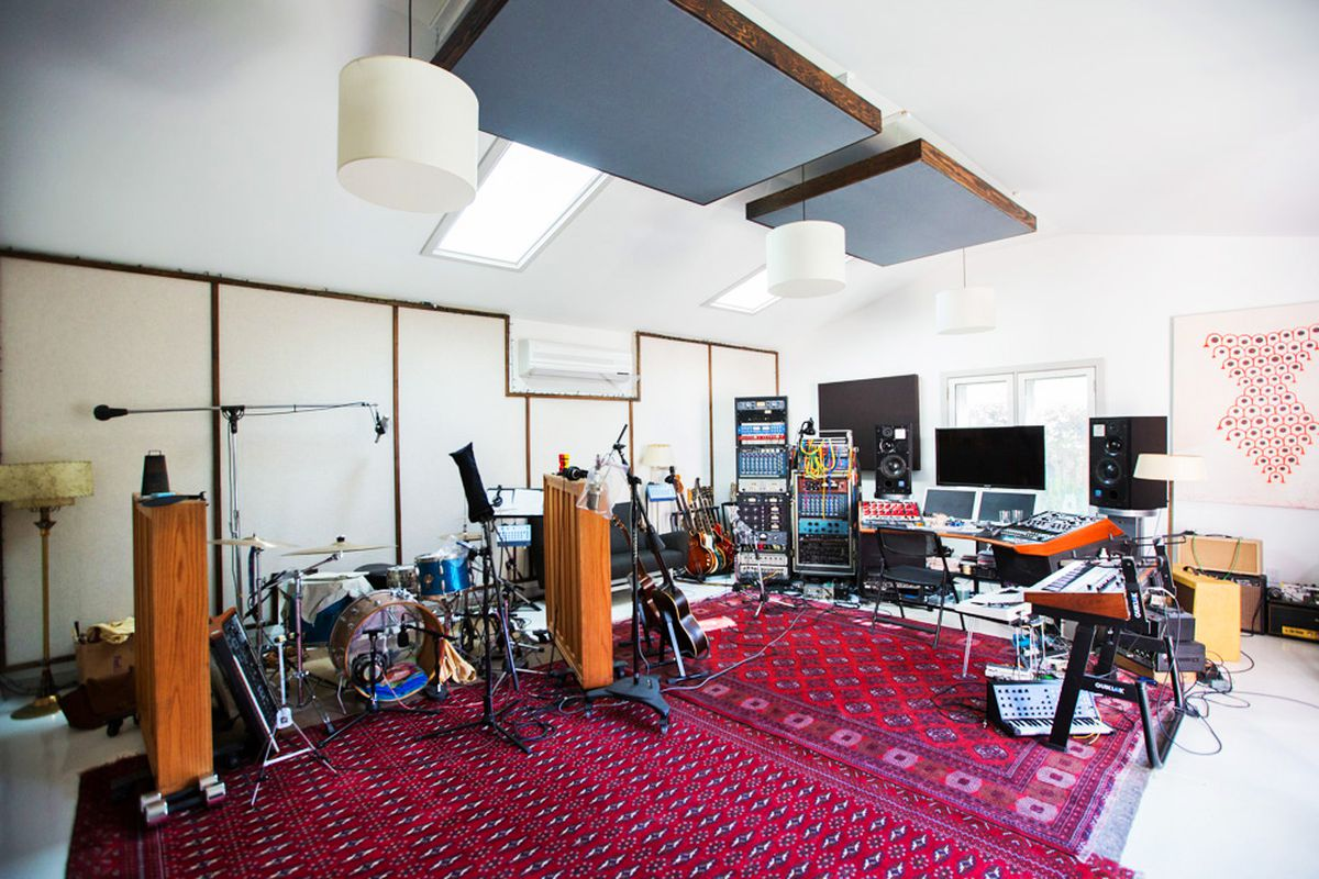Inside the Underground World of LA\'s Home Recording Studios - Curbed LA