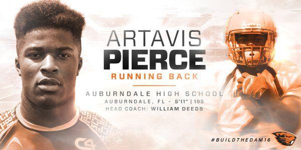Artavis Pierce