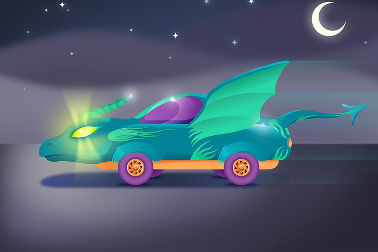 a bunch of 11 year olds designed the cars of the future and the results are utterly delightful