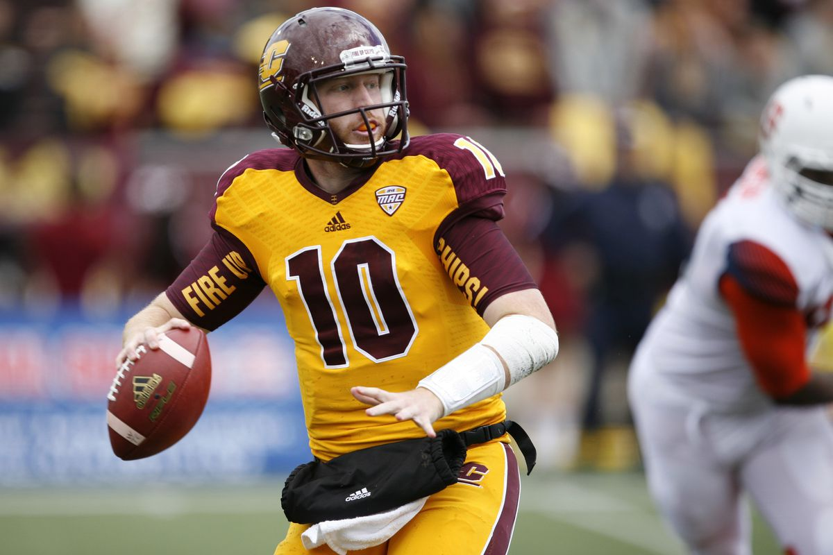 Cooper Rush etched his name in the record books on Christmas Eve with  493 yards and 7 TD's vs. Western Kentucky.