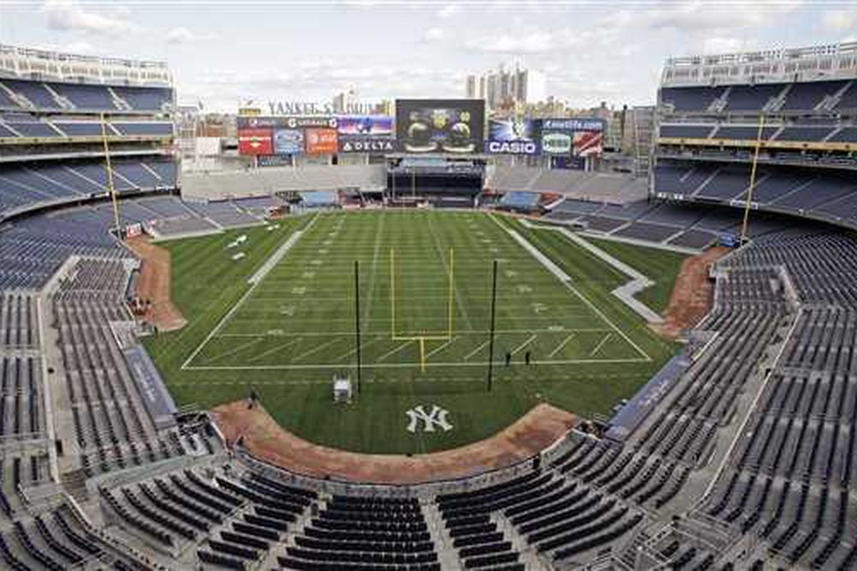 Pinstripe bowl where are we sitting troy nunes is an absolute